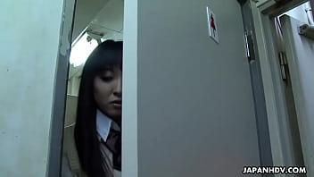 จับนักเรียนญี่ปุ่นโคตรเสียวอมควยกันมันส์มากจริงๆ