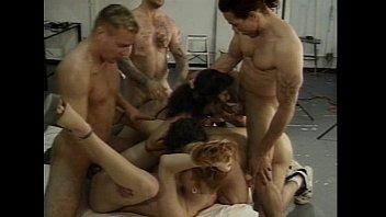 Gentlemens Tranny - Tranny Gangbang - scene 1