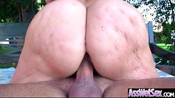 Anal Hardcore Sex Tape With Slut Big Curvy Ass Girl (Alena Croft) vid-05