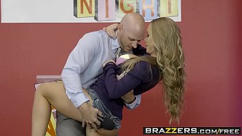 Brazzers - Pornstars Like it Big - (Nicole Aniston, Peta Jensen, Johnny Sins) - Game Night Shenanigans - Trailer preview
