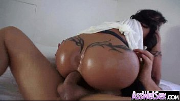 Anal Hard Intercorse On Cam With Gorgeous Big Round Ass Oiled Girl (jewels jade) video-13