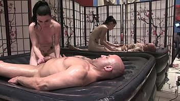 Erotic massage and honolulu Veruca james gives erotic oil body rub