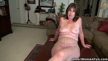 American moms in pantyhose part 9