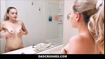 Blonde Teen Stepdaughter Aften Opal Fathers Day Family Sex With Stepdad POV