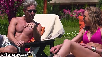 DPFanatics Angel Emily Wants To Be DP By Her BFF And Her Stepbrother At The Pool thumbnail