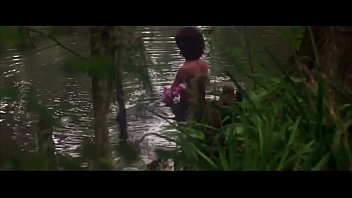 Adrienne barbeau bikini Adrienne barbeau in swamp thing