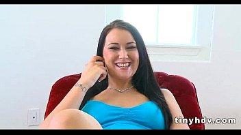 Beautiful teen sucking dick Alexis Grace 2  71
