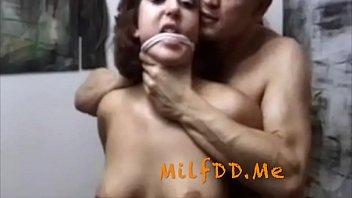 French Man Bangs Horny Arab Cougar Milf - MilfddMe
