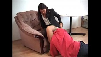 flirty teacher gets busted and smothered 1