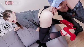 VIP SEX VAULT - French Hot Teen Luna Rival It's Doing An Amazing Job On Casting