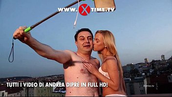 Andrea Diprè Sex Scandal in Prague on xtime.tv