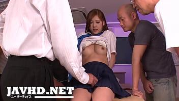 Doa girls kasumi sex Schoolgirl yura kasumi is a hot japanese cum girl