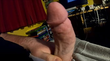 The Temptation of a Huge Cock...