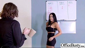 Audrey bitoni fuck video Hard sex action with slut big tits office girl audrey bitoni video-07