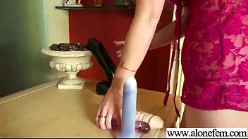 Sex Tape With Horny Girl Using Sex Dildo Toys movie-25