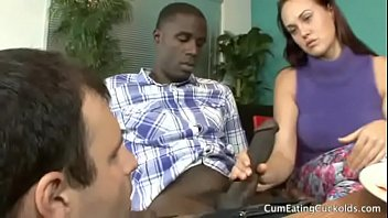 Hubby films young