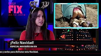 Eva Blanco Conductora de IGN