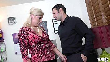 WANKZ- Office Slacker Tommy Pistol and Zoey Tyler
