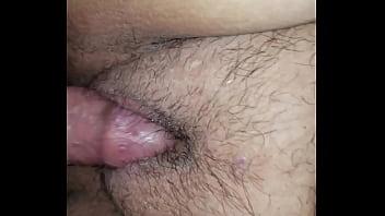 Fuck my wife's sleeping pussy