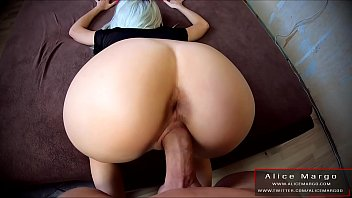POV Doggy! Literally Fucking Her Round Butt! AliceMargo.com