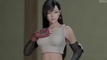 Tifa goes 1v1 and gets her revenge by redmoa