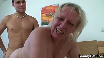 Oldie mature Oldie is doggystyle fucked
