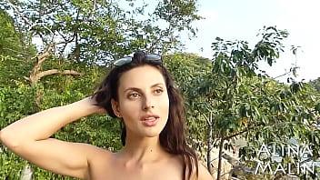 Alina Malin - Koh Tao Freedom Beach
