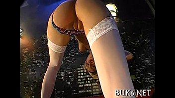 Free bukkake video clip - Wild and salacious blow gang bang