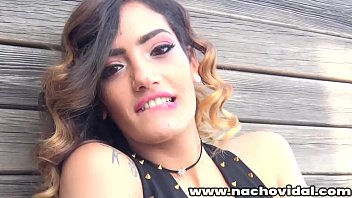 Cum fresh teen Outdoors on the balcony, the spanish beauty penelope cum with her fresh charm and natural tits encourages sex. nacho kisses her and penelope gives her huge cock a blowjob.
