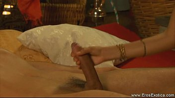 Beautiful Erotic Fellatio From Indian MILF preview image