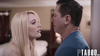 Daughter Kenna James Begs Step-Father For Creampie To Get Her Pregnant