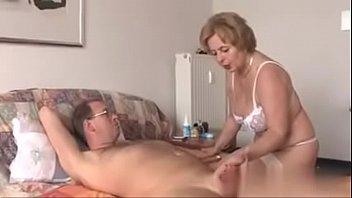 Frau Doktor Blaest Am Geilsten