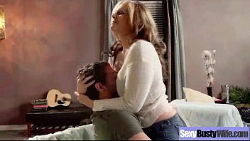 Milf sweater Wild housewife julia ann with big juggs bang hardcore clip-16
