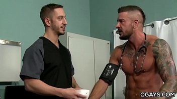 Doctor gay porn sex Doctors personal touch