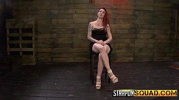 Slut Sheena Rose Gets Destroyed By Two Hot Doms