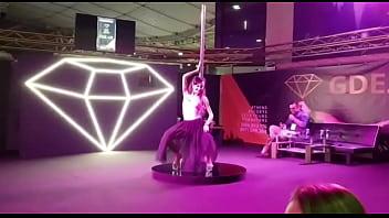 Golden Diamond Escorts Princess Show Erotic Festival 2019