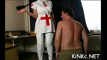 Femdom pumps his ass - Mistresse fists slaves wazoo