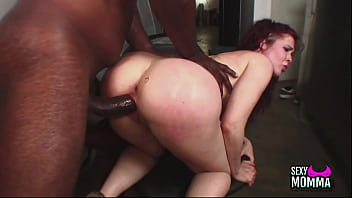 That tight ass Horny milf proves that she does not only shake her sexy ass dancing but also while taking in a long black cock in to her tight pussy