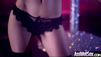 (Jessie Volt) Huge Butt Oiled Girl Enjoy Anal Hardcore Intercorse clip-16