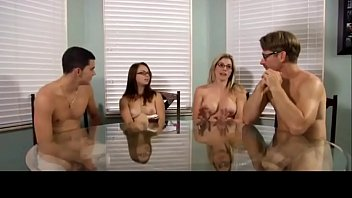 Step Mom Cory Chase in TABOO - FAMILY birthday anal | cartoon | massage | swedish-homemade