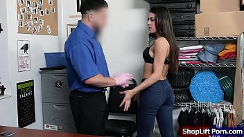 Teen stripsearched and fucked by officer