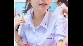 สาววัยรุ่นไทย