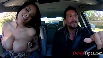 Why i suck - Why uber hires milfs- anissa kate uber parody
