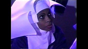 Young Black Nun