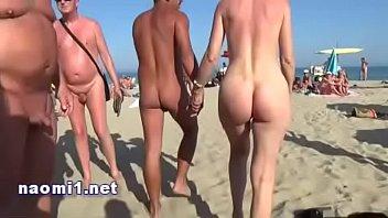 Naomi watts nude mpeg Public beach cap agde by naomi slut