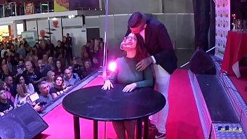 PORNOVATAS.COM REAL PUBLIC SEX IN BARCELONA. ZENDA SEXY