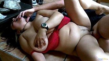 The fattest and the chubbiest ladies in porn compilation
