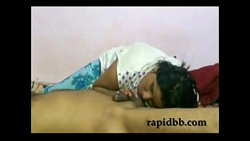 Indian wife fucking with boyfriend when husband was not at home