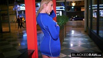 BLACKEDRAW Blonde GF is freaked by BBC