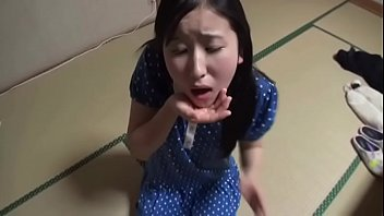 Japanese Cute Teen Suzu Ichinose Sucks Cock and Chokes on Cum watch more at dreamjapanesegirls.com